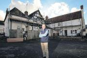 Plans to put village pub back on the map
