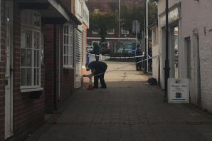 Police confirm investigation of an alleged town centre sexual assault