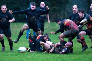 Thirds continue unbeaten run with hard fought win